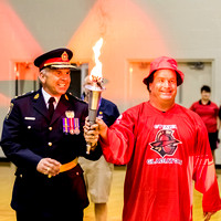 Torch Run and Opening Ceremonies